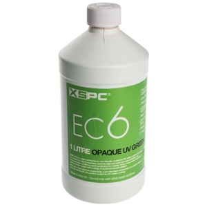 Lichid racire XSPC EC6 Coolant Opaque UV Green 1000ml