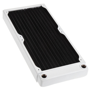 Radiator XSPC EX280 Low Profile White