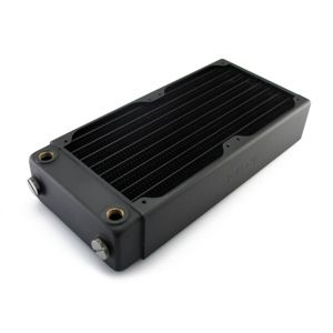 Radiator XSPC RX240 Dual Fan V3 Black