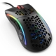 Mouse Glorious PC Gaming Race Model D Minus Matte Black, GLO-MS-DM-MB
