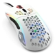 Mouse Glorious PC Gaming Race Model D Minus Matte White, GLO-MS-DM-MW