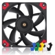 Ventilator 120 mm Noctua NF-A12x15 PWM chromax.black.swap