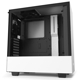 Carcasa NZXT H510 Tempered Glass Matte White, CA-H51B-W1