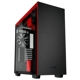 Carcasa NZXT H700i Tempered Glass Matte Black/Red