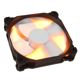 Ventilator 120 mm Phanteks PH-F120SP Orange LED Black/White