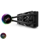 Cooler CPU Asus ROG Ryuo 240mm, racire cu lichid, OLED Display, Aura Sync RGB