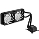 Cooler CPU Silverstone Tundra TD02-Lite, all-in-one liquid cooling system