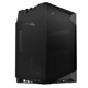 Carcasa Silverstone Lucid LD03 Tempered Glass Mini-ITX Black