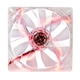 Ventilator 120 mm Thermaltake Pure 12 Red LED