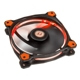 Ventilator 120mm Thermaltake Riing 12 High Static Pressure Orange LED Radiator Fan