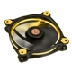 Ventilator 120mm Thermaltake Riing 12 High Static Pressure Yellow LED Radiator Fan