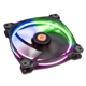 Ventilator 140mm Thermaltake Riing 14 RGB LED Radiator Fan