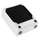 Radiator XSPC RX120 Single Fan V3 White
